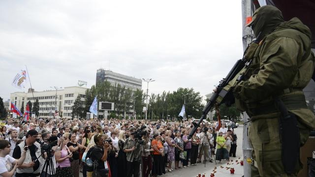 Der Spiegel: Донецкая «крепость» готовится к блокаде