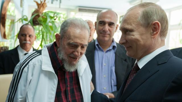 Guardian: Россия не даст в обиду своих латиноамериканских друзей