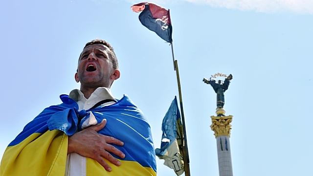 Украинским туристам досталось за «Москаляку на гіляку!»