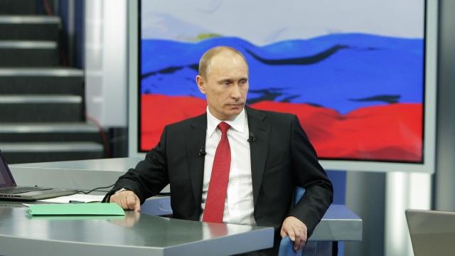WP: Россияне гордятся Путиным больше, чем американцы - своей страной