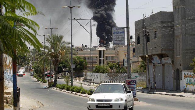 Катастрофой «Боинга» Запад отвлек внимание от убийства палестинцев