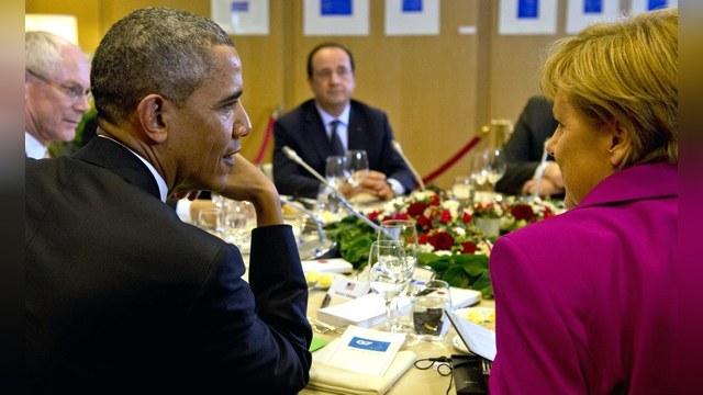 Как только США хлопнут дверью, их место займут «союзники»
