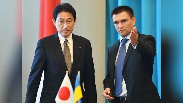 Япония вводит новые санкции против России