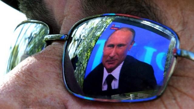 Contra Magazin: Западным СМИ приказано клеветать на Путина