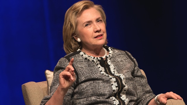 Клинтон: Я же говорила, Путин агрессивен