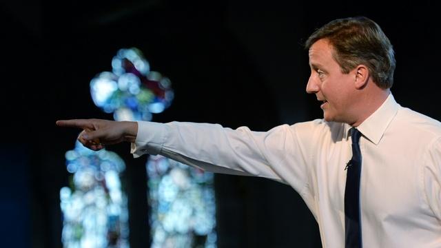 Кэмерон призывает НАТО пересмотреть долгосрочные отношения с Россией