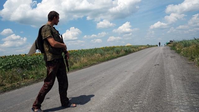 ВВС: Беглым украинским солдатам Россия дает кров, еду и свободу