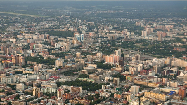 Мэрия Новосибирска запретила «Марш за федерализацию Сибири»