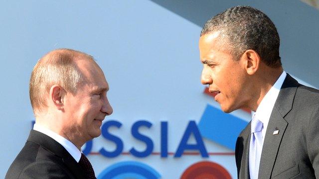 Global Times: В отличие от Обамы, Путин для китайцев - свой