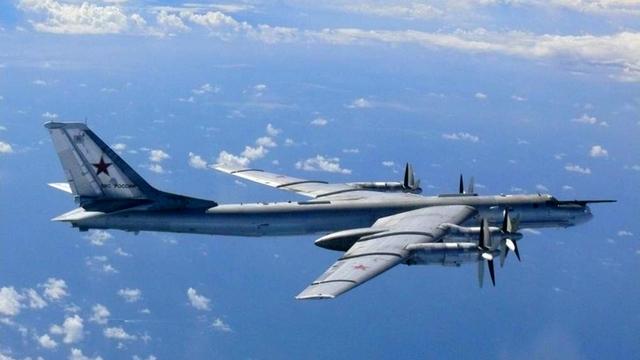 США заявляют о «всплеске активности» российских ВВС в районе Аляски