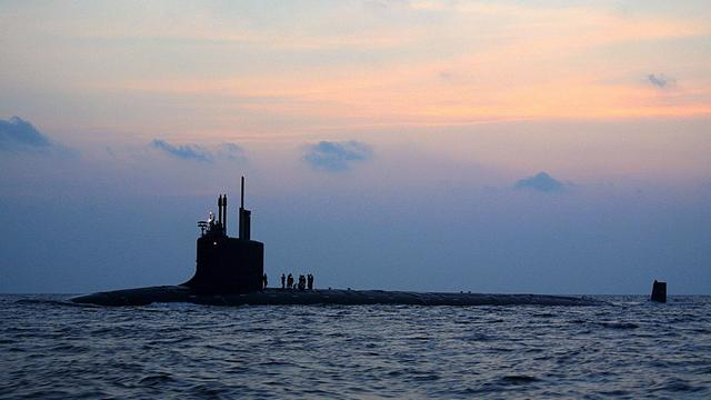 Северный флот РФ выгнал из Баренцева моря американскую подлодку