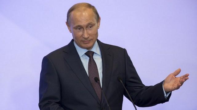 Die Welt: Стратегия Путина - в ее отсутствии