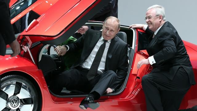 Volkswagen вложит в Россию миллиарды - ему бояться нечего