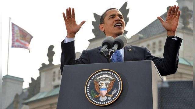 Politico: Обама поставит Россию на место, если «станет эстонцем»