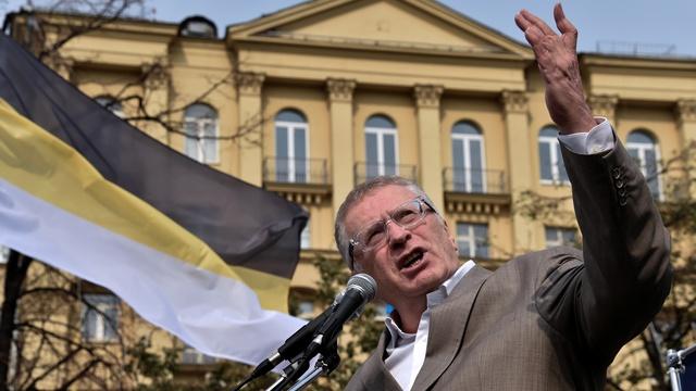 Жириновский предлагает выбрать в России императора