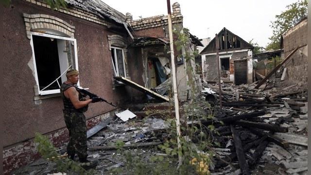 Sunday Times: Киев глух к призывам Меркель о мире на востоке Украины