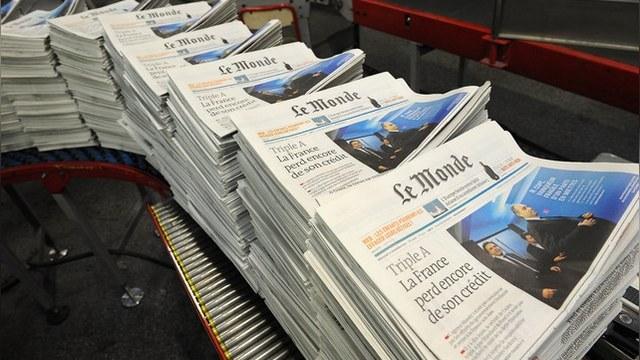 Журналистка Agora Vox вывела французские СМИ на чистую воду
