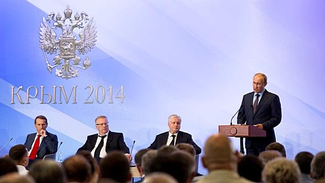 National Interest: Права на свой «задний двор» предъявляет не только Россия