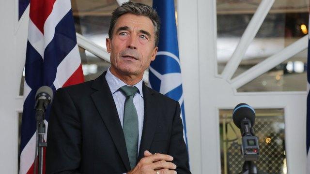 Расмуссен: Усиление НАТО на востоке - прямое следствие поведения России