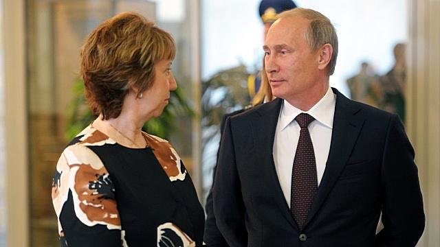Politico: В борьбе за Украину Путин пойдет дальше Запада