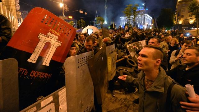 Il Giornale: Киеву стоит бояться не России, а «Правого сектора»