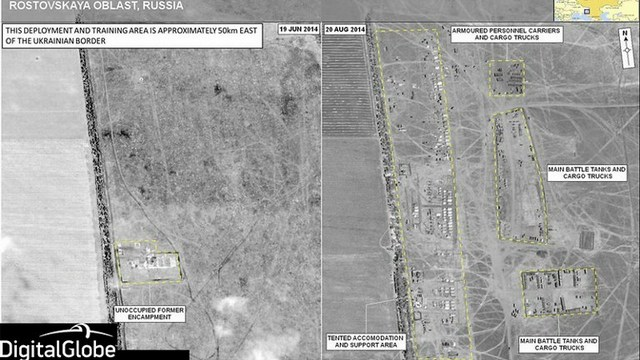 SZ: Американским «доказательствам» агрессии России доверять нельзя