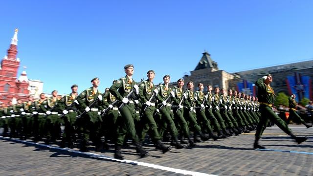 Москва пересматривает военную стратегию в отношении НАТО