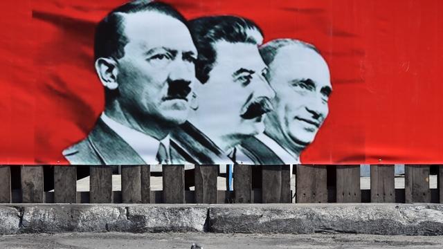 Guardian: Сравнение Путина с Гитлером - дешевая политическая уловка