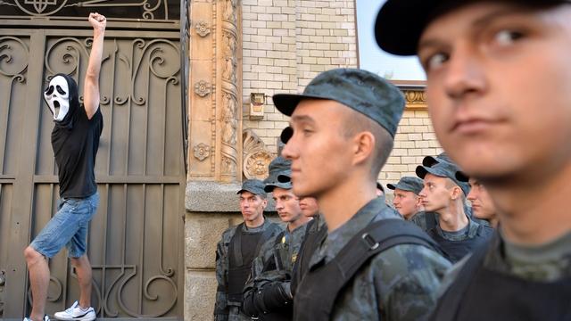 Nations Presse: Пойдя на мировую, Порошенко оказался один против всех