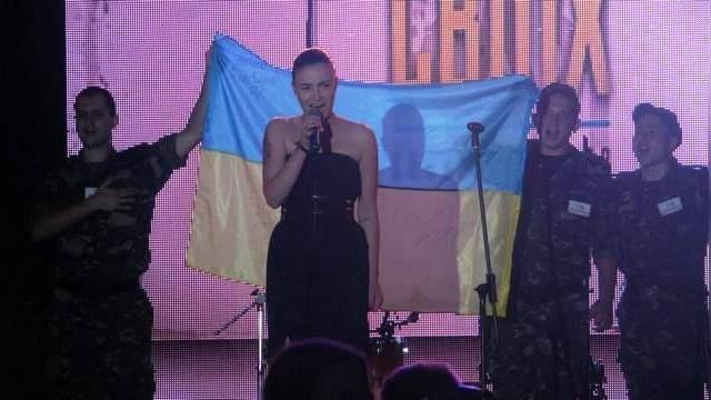 Приходько: «Я не буду петь для российских оккупантов»