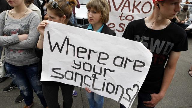 FT: В ответ на санкции Запада Москва еще не раскрыла все карты