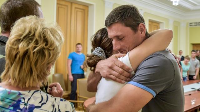 New York Times: Украинцы похищают людей для обмена на пленных солдат