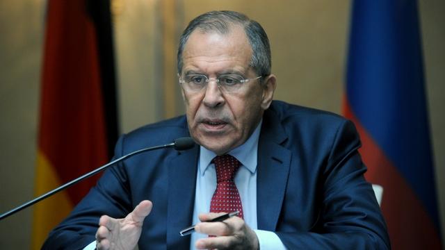 Le Monde: Лавров предложил Штатам не вмешиваться в украинские дела