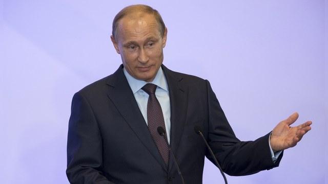 Guardian записала Путина в отличники языкознания