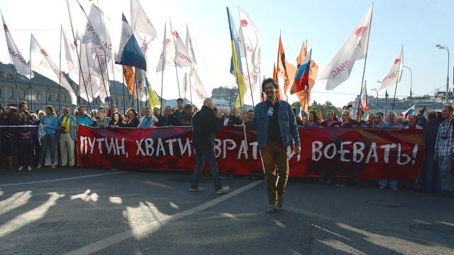 CSM: Пол Маккартни русского рока рискует повторить судьбу Удальцова