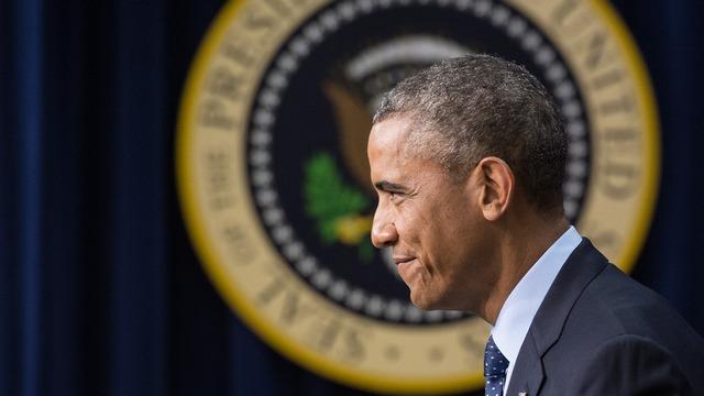 Обама: Америка с радостью защитит мир от агрессии России
