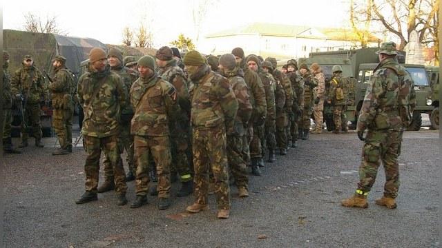 WSJ: Эстонские добровольцы готовятся отразить «русскую агрессию»
