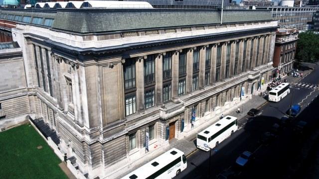 Independent: Лондонский музей опроверг слухи об участии в «войне санкций»