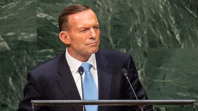 Эббот: Австралия не вправе не пускать Путина на G20