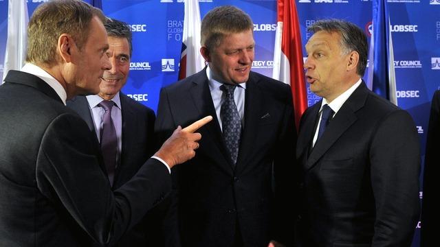 WP: «Русофобы» в Европе устали ждать Обаму и склонились перед Путиным