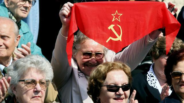 Wyborcza: О социализме в Чехии тоскует и стар и млад