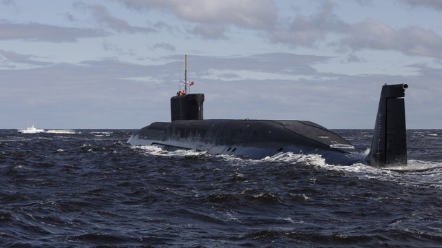 Guardian: История с подлодкой показывает, что Швеции пора в НАТО