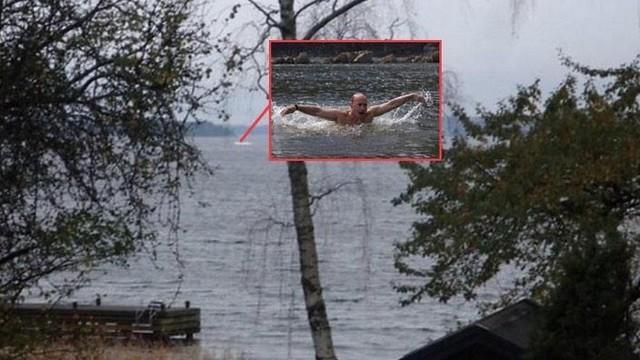 Foreign Policy разглядела в водах Швеции купающегося Путина