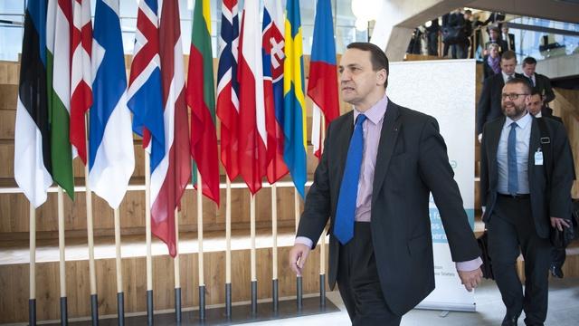 Economist: «Выходка» Сикорского грозит политику еще одной отставкой
