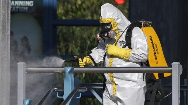 WP: Сделать Эболу биологическим оружием хотели в СССР, а не в США