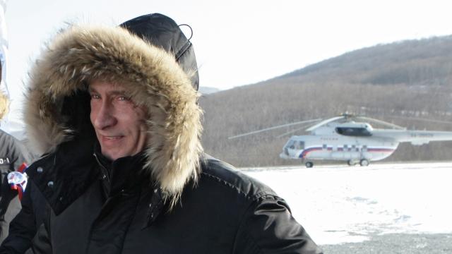 Daily Telegraph: Генерал Мороз как всегда за русских