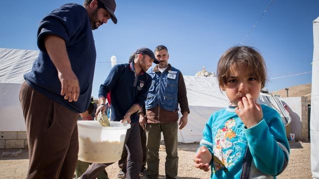 Москва прекратила принимать беженцев из Сирии?