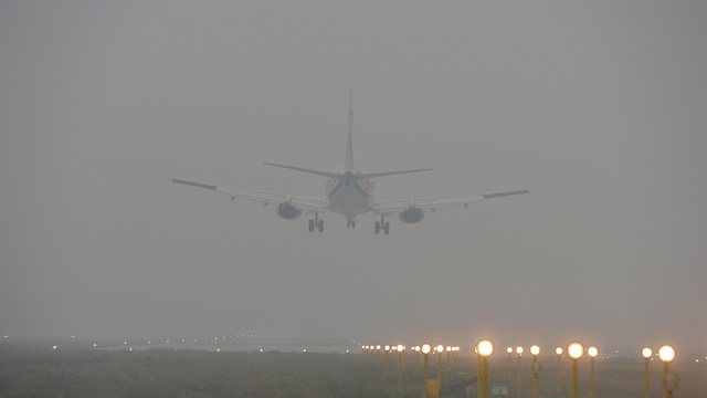 Mainichi: Из-за смога в Пекине не смог приземлиться борт «Аэрофлота»