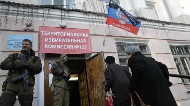 Европейских политиков возмутило, что ОБСЕ игнорирует выборы в Донецке