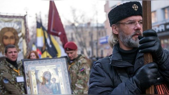 RFE: Украинский конфликт разделил русских националистов